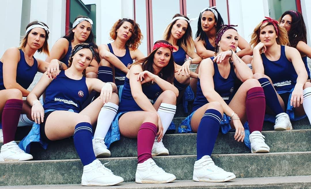 Pom-Pom Girls de l'UBB